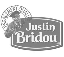 Logo Justin Bridou