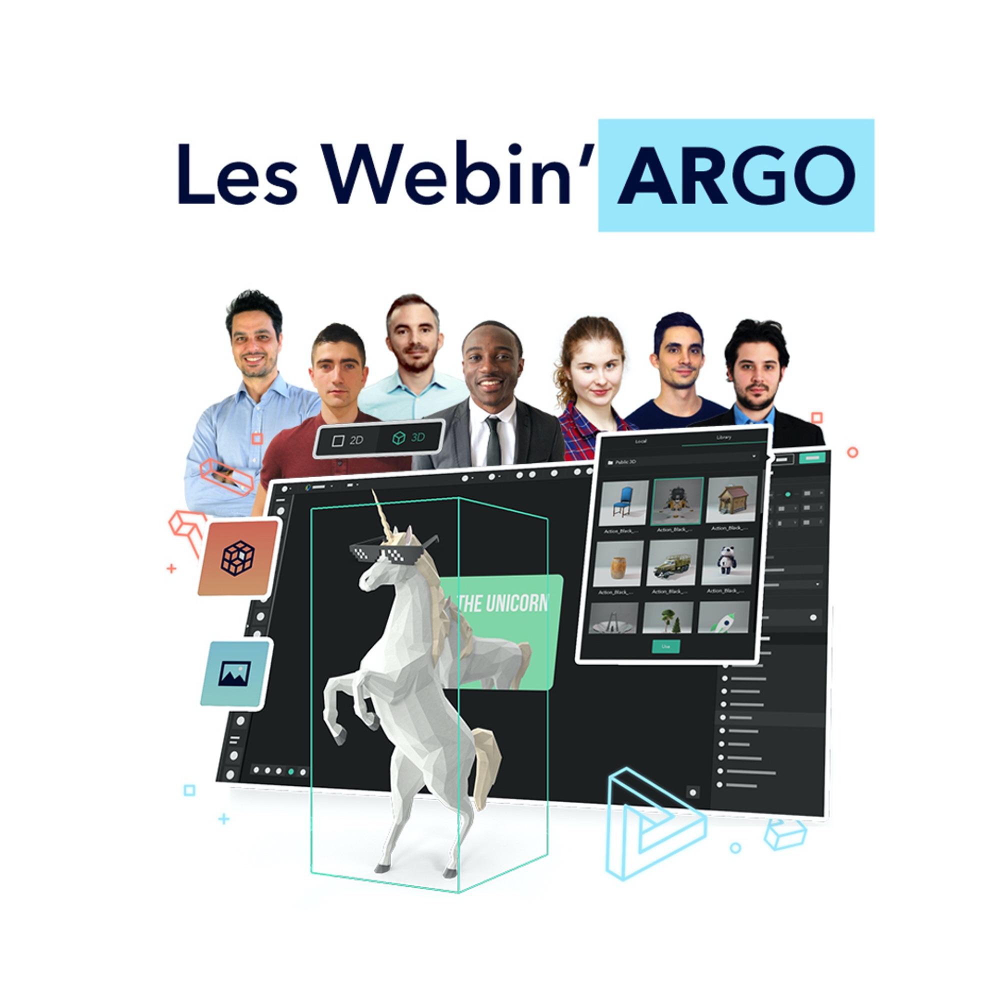 webinARGO, ARGO's free webinars