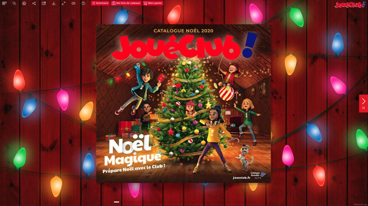 JouéClub! online catalog