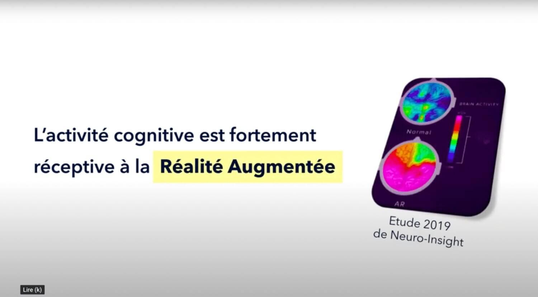 Le rôle de la réalité augmentée dans l'activité cognitive
