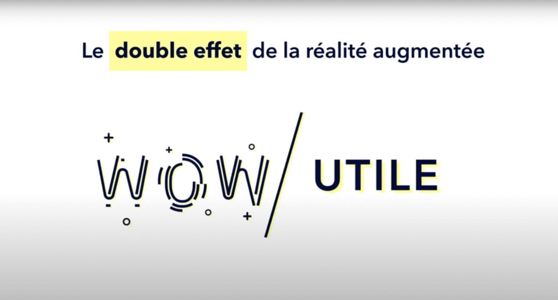 La réalité augmentée montre son utilité au-delà de l'effet 'Wow'