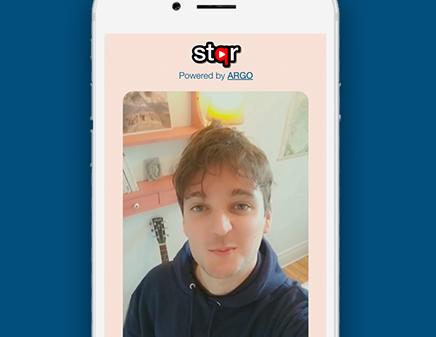 STQR Splash screen