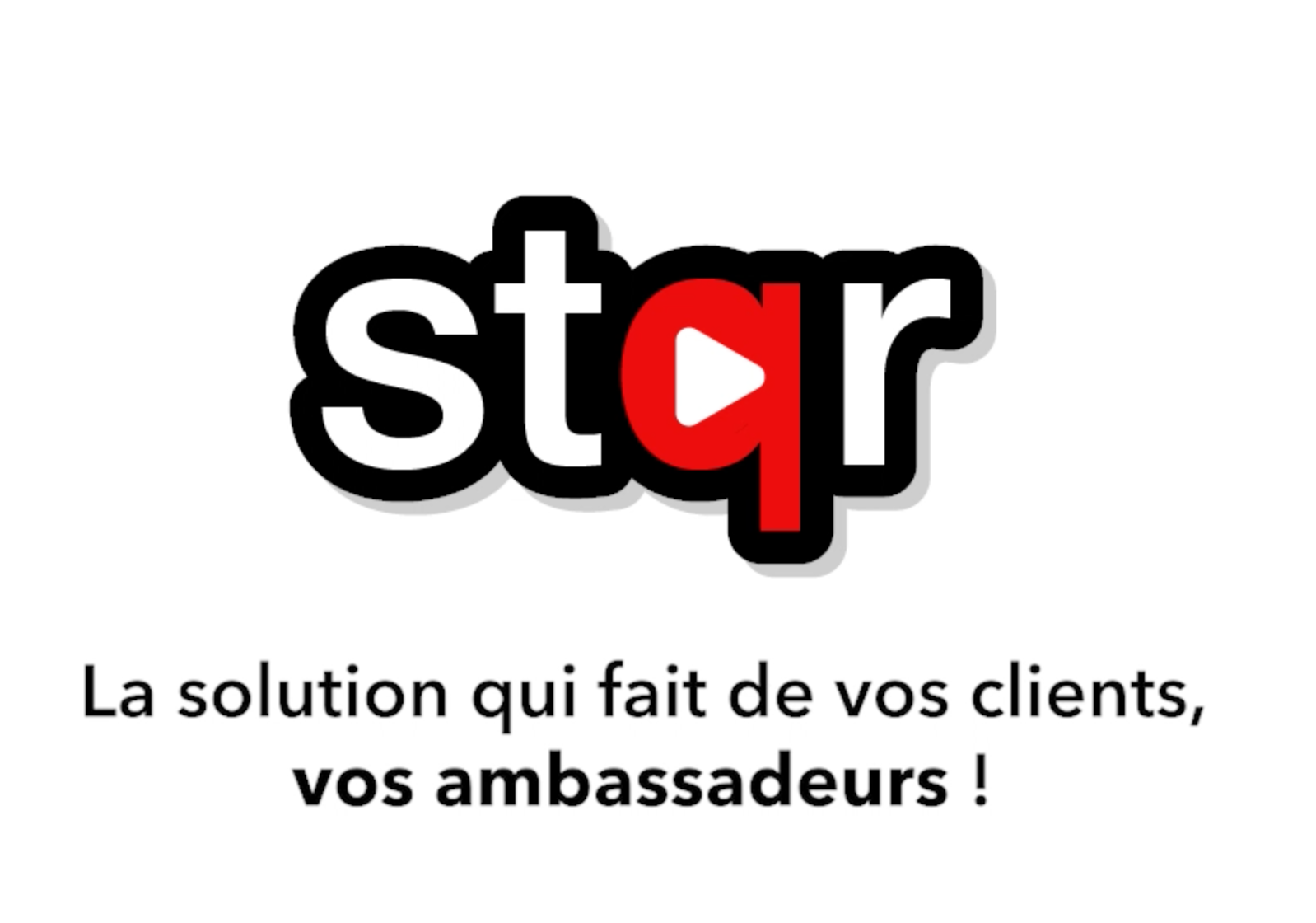 Replay Webinar : le stqr, vos clients deviennent vos ambassadeurs !