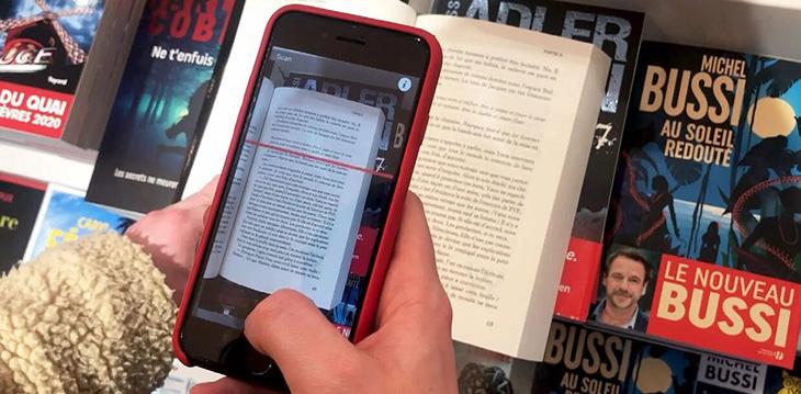 augmented book prisma